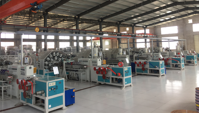 PVC lay—flat Hose Production Line